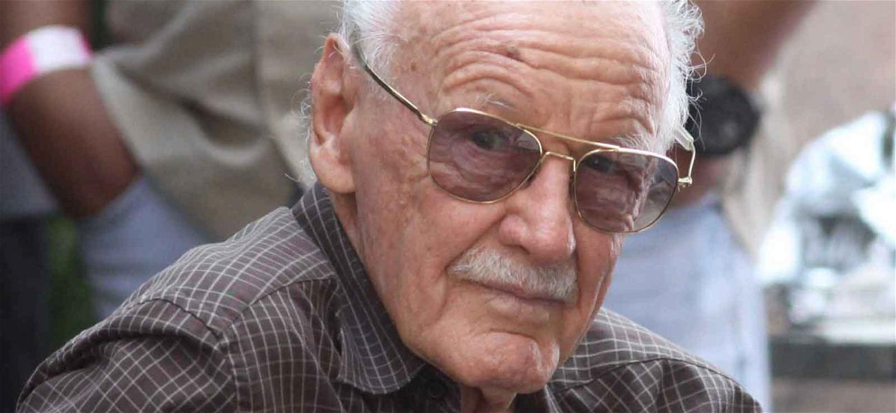 Stan Lee Gets Restraining Order Against Business Manager, Accusations of Elder Abuse
