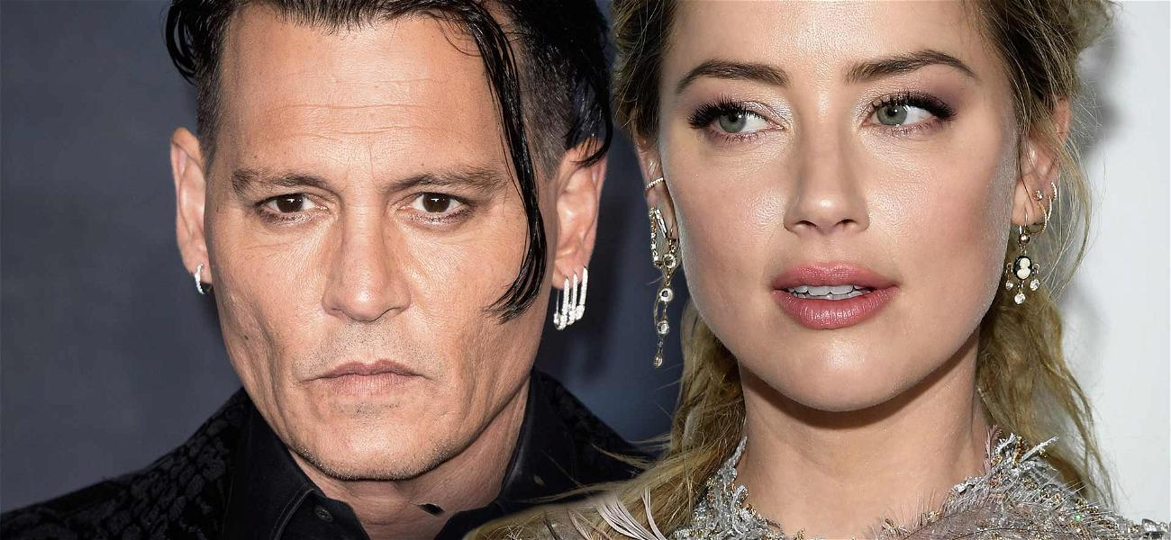 Johnny Depp Says Evidence and Interviews Prove He Never Abused Amber Heard