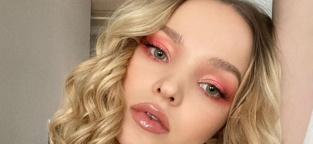 Dove Cameron Strikes Back At The Patriarchy With Long-Legged Stiletto Selfies