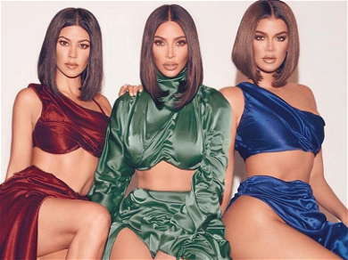 The Kardashians Celebrate FINAL Day Of Filming By Eating Cookies Of Their Own Faces!