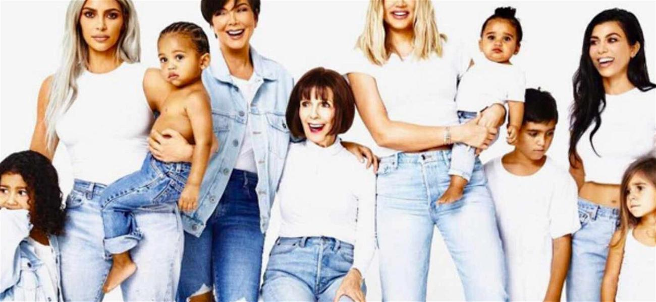 R.I.P Kardashian Christmas Kards: One Last Look at the Annual Tradition