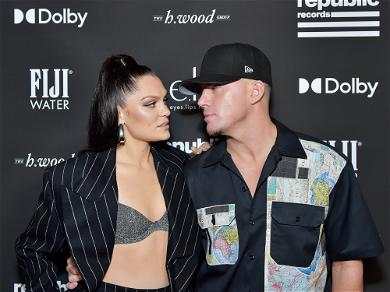 Jessie J and Channing Tatum Prove They're Still Going Strong With Valentine Date Night