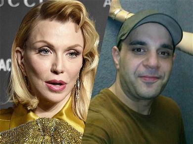 Courtney Love Gets Restraining Order Against Britney Spears' Former Confidante Sam Lutfi