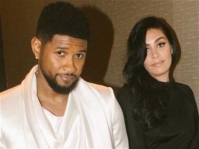 Usher Raymond Welcomes Baby Girl Sovereign With Girlfriend Jen Goicoechea