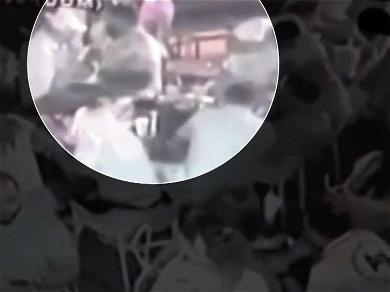 David Ortiz Surveillance Footage Shows MLB Star Shot at Point-Blank Range