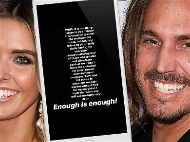 'The Hills' Star Audrina Patridge's Ex Breaks Silence on Allegations He Sexually Abused Daughter