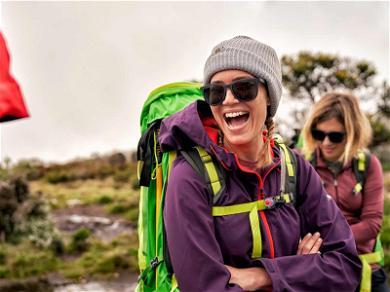 Mandy Moore Summits Mt. Kilimanjaro, You Gotta See the Journey!