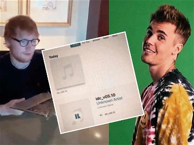 Justin Bieber & Ed Sheeran Tease 'IDC' Track