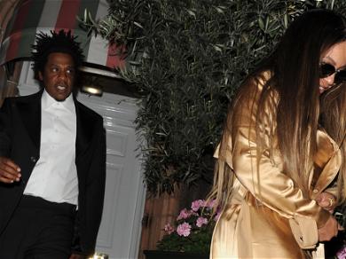 Jay-Z and Beyoncé Shut Down the Club After U.K. 'The Lion King' Premiere