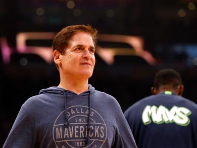 Mark Cuban Announces That No Mavericks Player Will Ever Wear Kobe Bryant's Jersey Number Again
