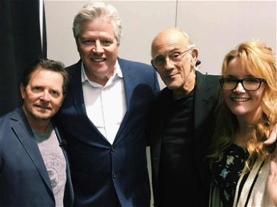 Great Scott! The Cast of 'Back to the Future' Reunites at Fan Event