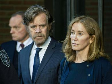 Felicity Huffman Turns Herself Into Swanky Federal Prison Which Offers Cappuccino and Apricot Scrub