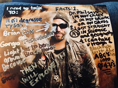 Bam Margera Is Still Making Extremely Bizarre Posts And Fans Are Worried