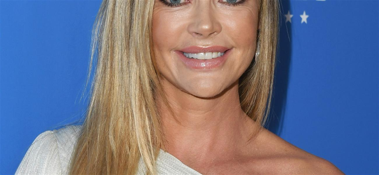 Denise Richard's Future with RHOBH on Shaky Ground After 'Open Marriage' Rumors