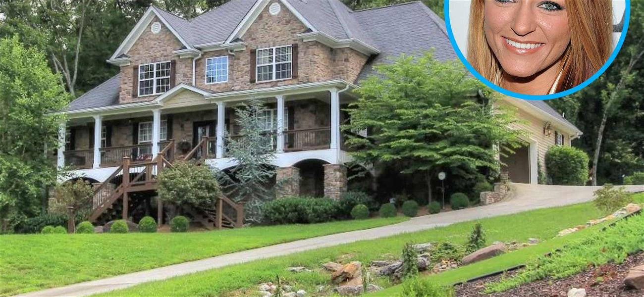 'Teen Mom' Maci Bookout Purchases Stunning Tennessee Home