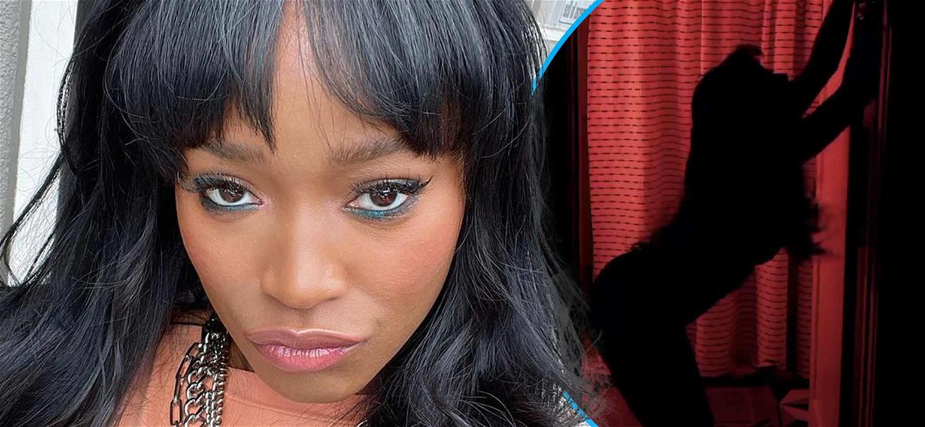 Keke Palmer Teases Fans With Unexpected Result Of Silhouette Challenge