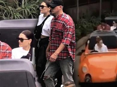 Channing Tatum Revs Up Jessie J's Engine at Disneyland