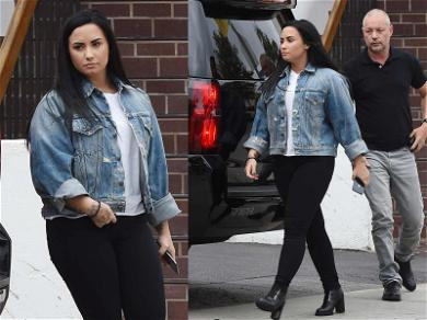 Demi Lovato Gets Back to Regular Life After Rehab