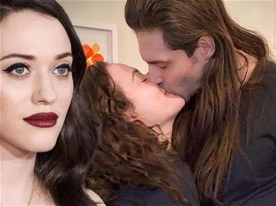 Kat Dennings Shows Off Super Classy Ring After Getting Engaged To Andrew W.K.