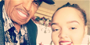 Joe Jackson's Granddaughter Says She Was Stabbed 7 Times In Hate Crime