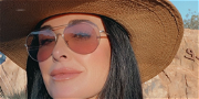 'RHOBH' Star Kyle Richards Flaunts Red, White & Blue Outfit In Patriotic Selfies