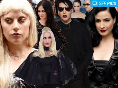 Goth Stars Who Are Too Cool for Black Friday
