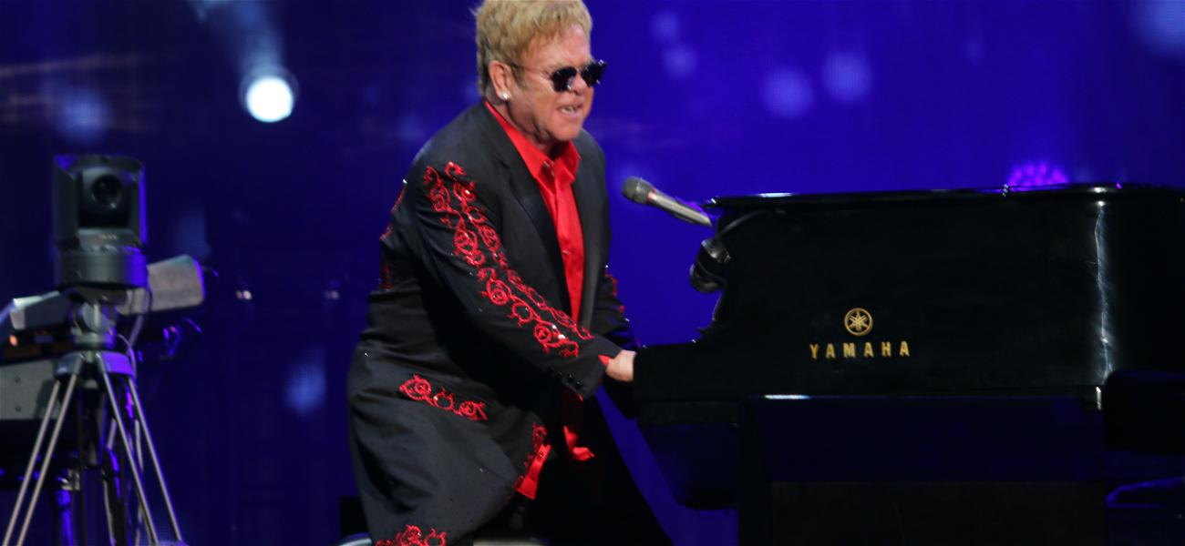 Elton John Confirms Health Issues To Fans Amidst Concert Cancellation