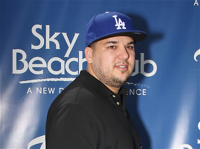 Rob Kardashian Is Ready To Dive Back Into The Dating Pool After Revealing Trim Figure