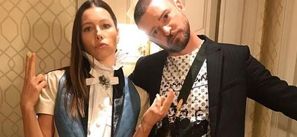 Jessica BielHas The Sappiest Birthday Note For Justin Timberlake