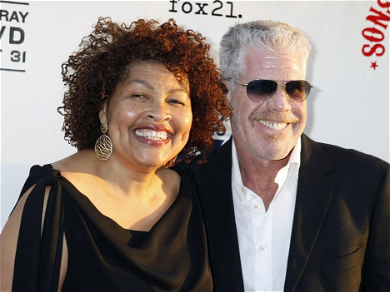 'SOA' Star Ron Perlman Says He Split From Wife Just 5 DAYS Before Publicly Kissing 'StartUp' Co-Star