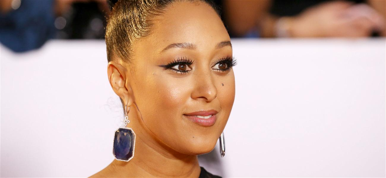 Kobe Bryant's Death Brings Actress Tamera Mowry To Tears While Talking About Him On 'The Real'