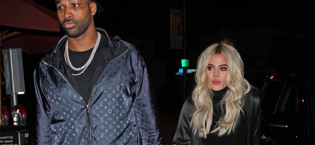 Khloe Kardashian Breaks Her Silence On Getting Back Together With Tristan Thompson!