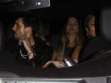 G-Eazy Leaves Club With A Gang of Hot Chicks One Week After Breakup With Halsey