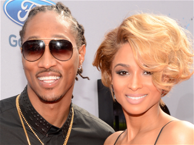 Rapper Future Writes Sweet Note To Ex Ciara After Years Of Fighting