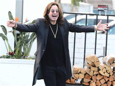 Ozzy Osbourne Getting Lunch Will Make Your Day