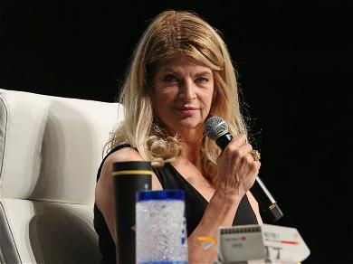 Twitter is ROASTING Kirstie Alley after her Praise for Donald Trump's COVID-19 Response