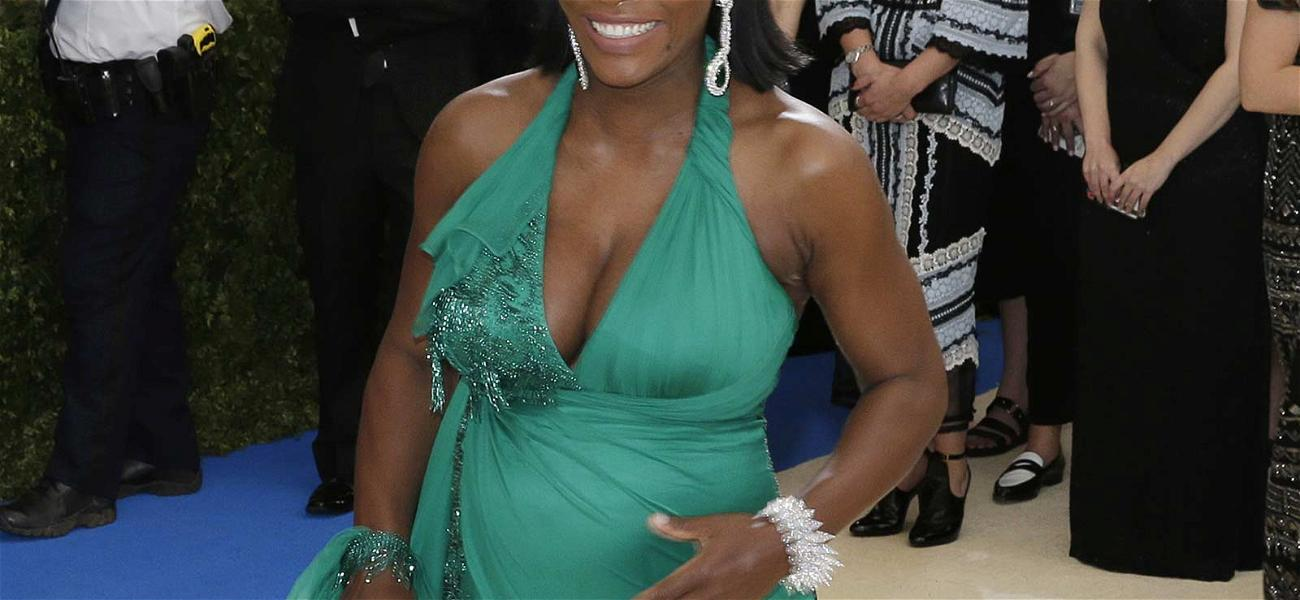 Game, Set … Baby! Serena Williams Gives Birth to Baby Girl