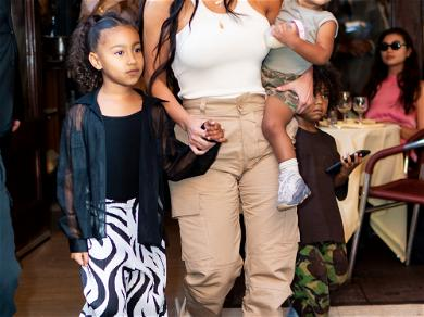 Kim Kardashian DISGUSTS Fans Gifting North West $65K Michael Jackson Jacket – See It!