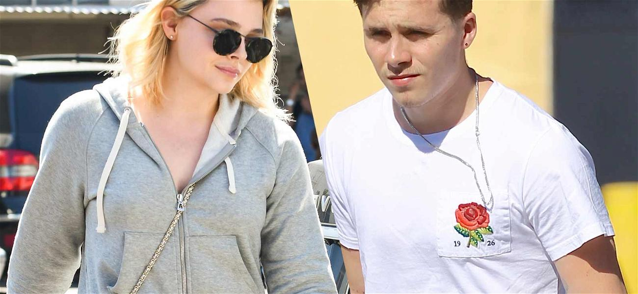 Chloë Grace Moretz Throws Shade Brooklyn Beckham's Way Days After He's Spotted Kissing Another Girl