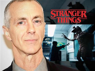 'Stranger Things' Star Claims Alleged Stalker is Scarier than the Upside Down