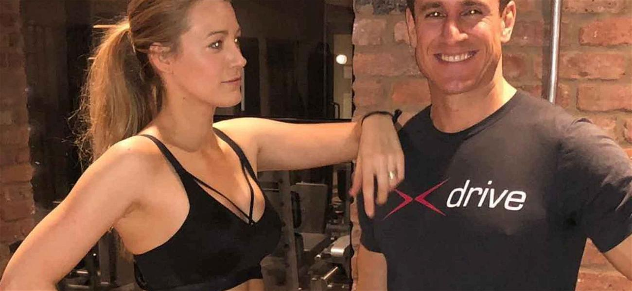 Blake Lively Is 'Very Proud' of Her 61-Pound Post-Baby Weight Loss