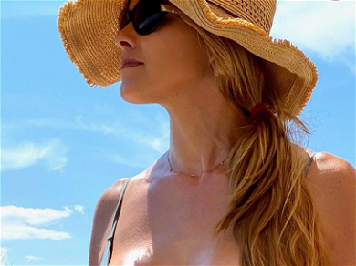 Howard Stern's Wife, Beth, Shows Off STUNNING Bikini Body In Photo Taken By The King Himself!!