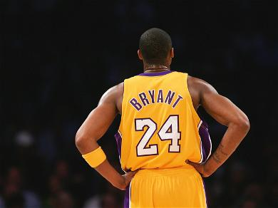 Petition To Change The NBA Logo To Kobe Bryant's Likeness Picks Up Celebrity Support