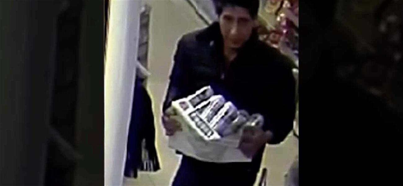 David Schwimmer Look-Alike Arrested After Help From 'Friends' Star