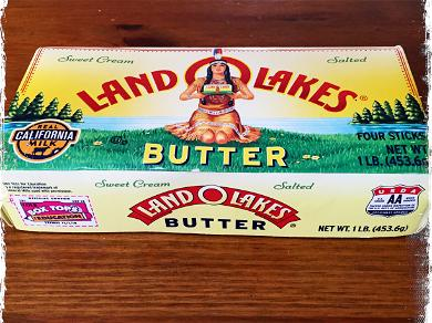 The Native American On Land O'Lakes Butter Has Been Removed