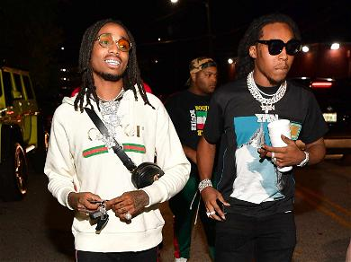 Quavo and Takeoff Ordered to Give Depositions in Million Dollar Music Video Wardrobe Lawsuit