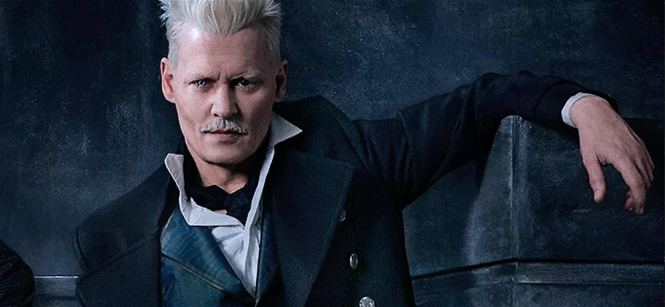 Johnny Depp Has Not Yet Been Signed for 'Fantastic Beasts 3'