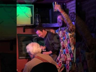 Post Malone & Jimmy Fallon Lead Fantastic Drunk Irish Sing-A-Long