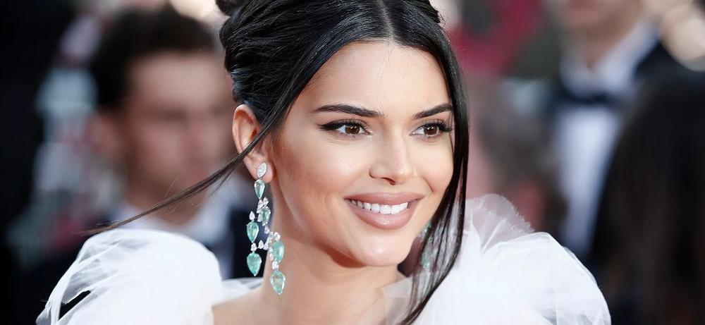 Kendall Jenner Brings Back Little White Tennis Dresses