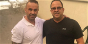 Joe Giudice Reveals Massive Weight Loss While Reuniting With Brother In Italy